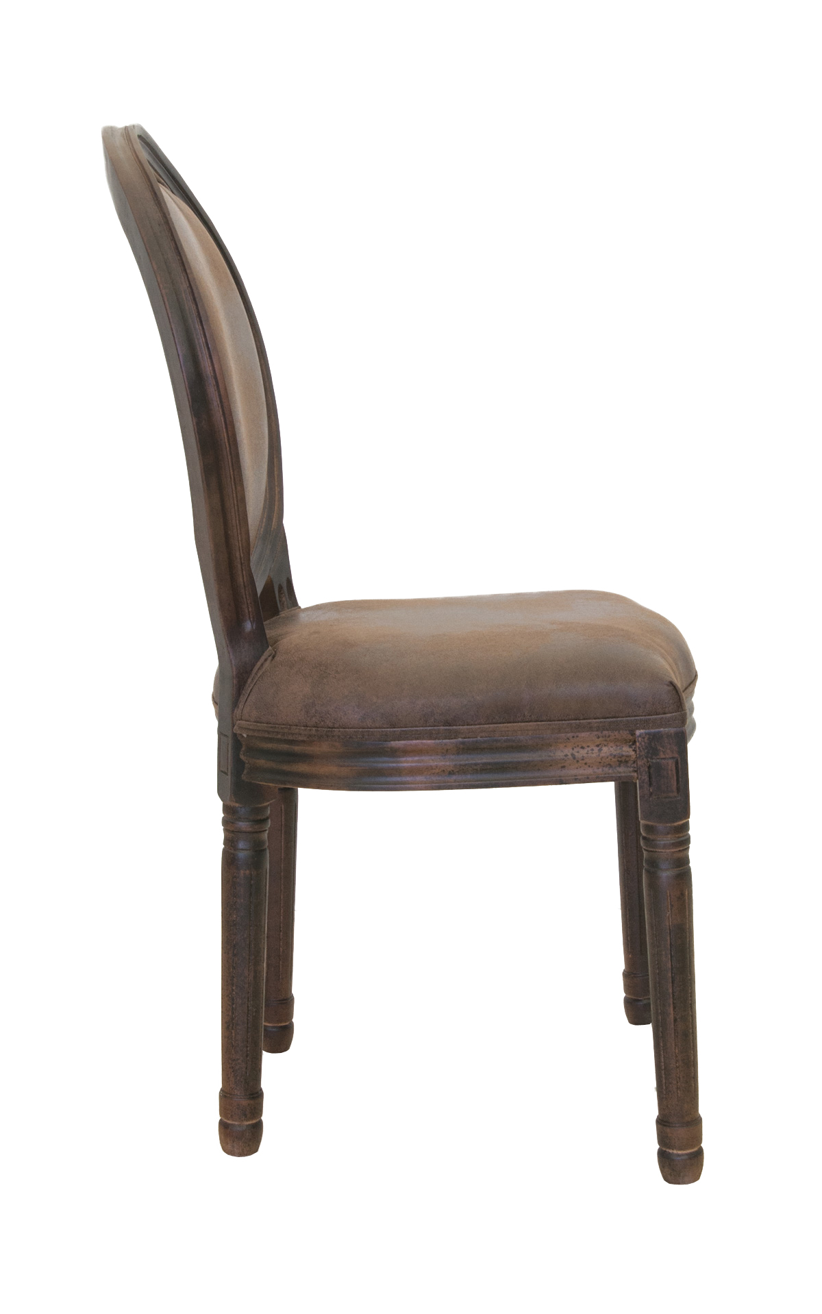 Стул Provence Volker antique (5KS24501-BR)5KS24501-BR
